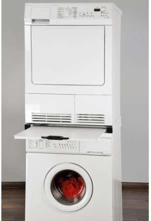 ᐅ Trockner auf Waschmaschine stellen oder befestigen ...